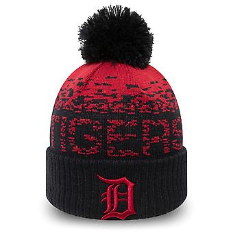 Uusi Era SPORT neuloa Bommel Winter Hat-Detroit Tigers