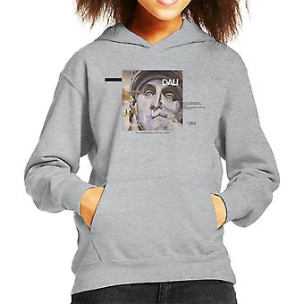 A.P.O.H Salvador Dali Ambition Quote Kid's Hooded Sweatshirt