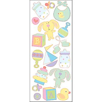 Puffy Classic Stickers Baby Toys E5230055