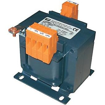 Isolation transformer 1 x 400 V 1 x 230 Vac 800 VA 3.50 A