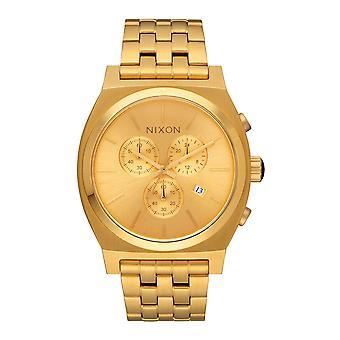 Nixon Time Teller Chrono All Gold H (A972502)