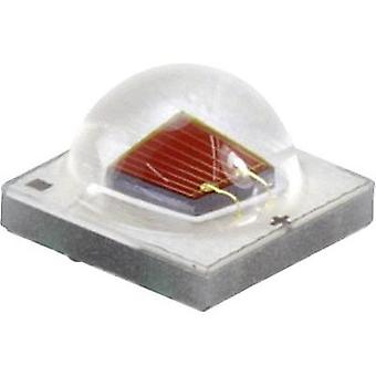 HighPower LED Red 3 W 77 lm 130 °