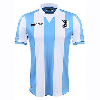 2016-2017 Munich 1860 Authentic Home Match Shirt