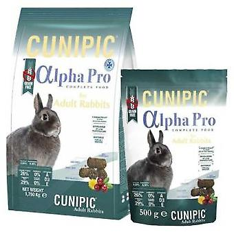 Cunipic Alpha Pro Adult Rabbit (Small animals , Dry Food and Mixtures)