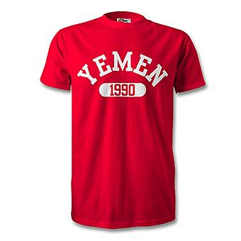 Yemen Independence 1990 Kids T-Shirt