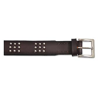 Big Dog Leather Collar Russet 70cm/28