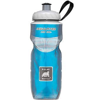 Polar Bottle Sport Insulated 20 oz Water Bottle - Blue