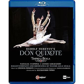 Importación de Estados Unidos Don Quijote [Blu-ray]