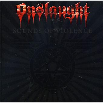 Onslaught - Sounds of Violence [CD] USA import