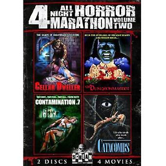 Scream Factory All Night Horror Marathon, Vol. 2 [DVD] USA import
