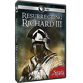 Secrets of the Dead: Resurrecting Richard III [DVD] USA import