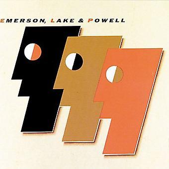 Emerson Lake & Powell - Emerson Lake & Powell [CD] USA import