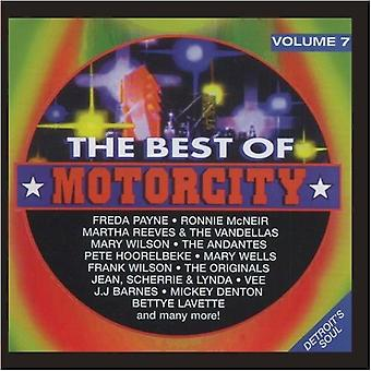Best of Motorcity - Vol. 7-Best of Motorcity [CD] USA import