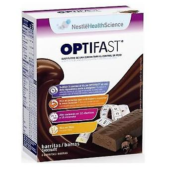 Optifast Optifast Bars Chocolate 6UDS From 70 Gr