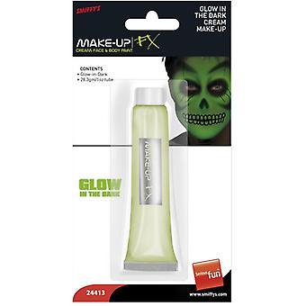 Resplandor brillante maquillaje Carnaval de Halloween Leuchtcreme