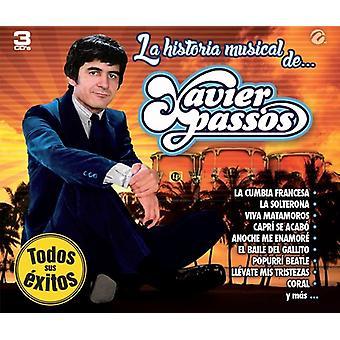 Xavier Passos - Todos Sus Exitos [CD] USA import