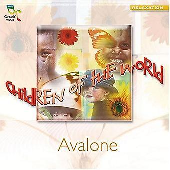 Avalone - børn i verden [CD] USA importen