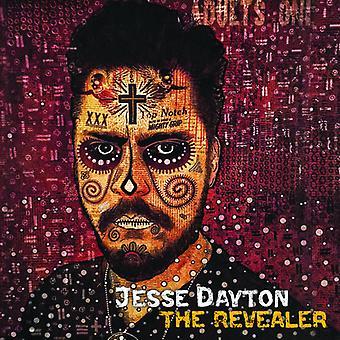 Jesse Dayton - løfte sløret for [CD] USA import