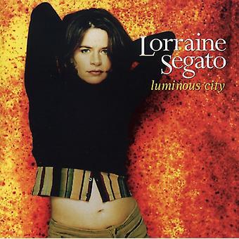Lorraine Segato - lysende by [CD] USA importerer
