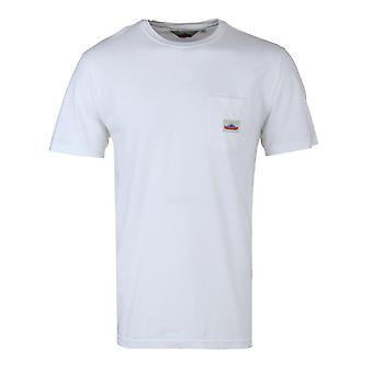 Penfield White Label Crew Neck T-Shirt