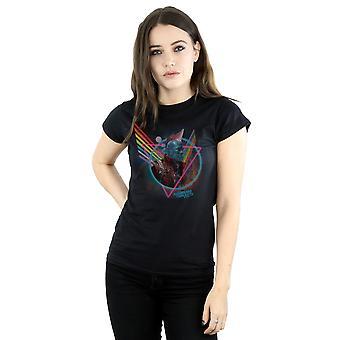 Beundre kvinners voktere av galaksen Neon Yondu t-skjorte