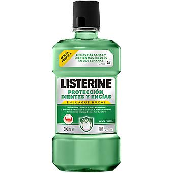 Listerine Teeth and Gum Defence Mouthwash 1000 ml