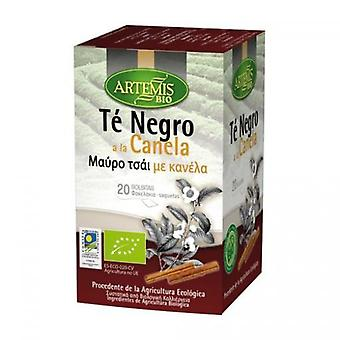 Herbes del Molí Black tea Cinnamon Infusion Filters Eco 20