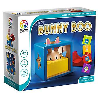 Smart Games Bunny boo (Toys , Boardgames , Logic And Ingenuity)