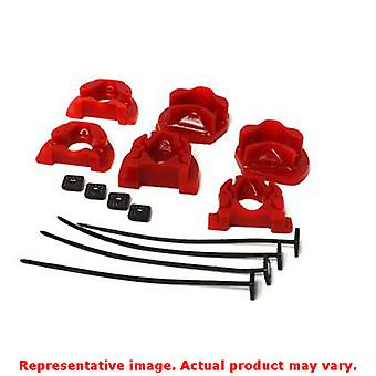 Energy Suspension Motor Mount Insert 16.1105R Red Fits L or R & Right Fits