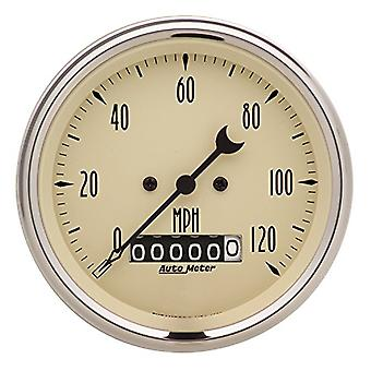 Auto Meter 1879 Antique Beige Electric Programmable Speedometer