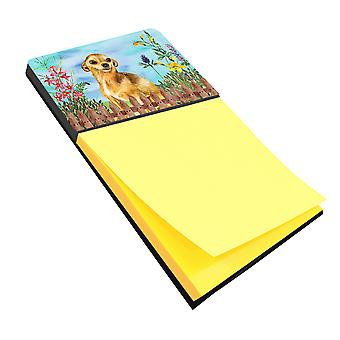 Carolines Treasures  CK1220SN Chihuahua Spring Sticky Note Holder
