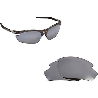 Rydon Replacement Lenses Polarized Silver by SEEK fits RUDY PROJECT Sunglasses