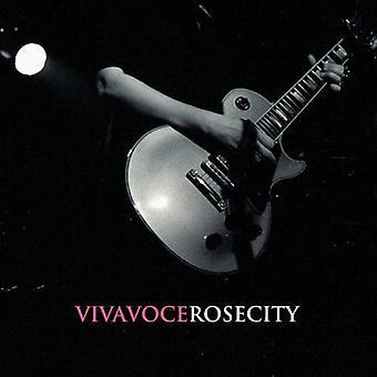 Viva Voce - Rose City [CD] USA importerer