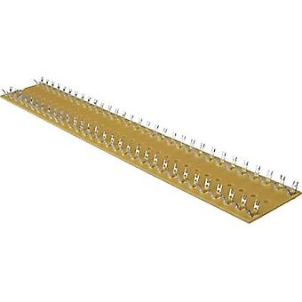 PCB Terminal Strips double-row Total number of pins 60 Phenolic paper