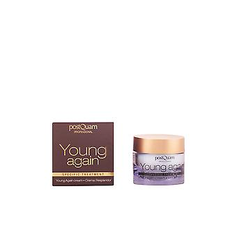 Postquam Young Again Cream 50ml Womens New Sealed Boxed