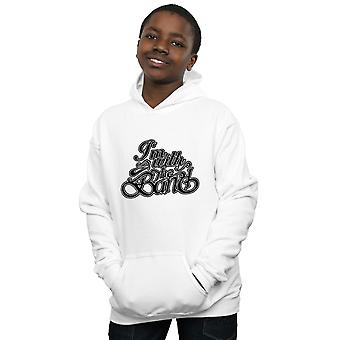 The Band Boys I'm With The Band Hoodie