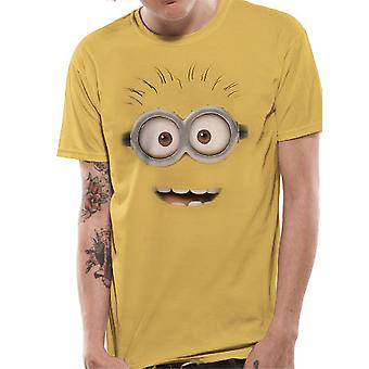 Despicable Me 2 - Minion Smile (Unisex)  T-Shirt
