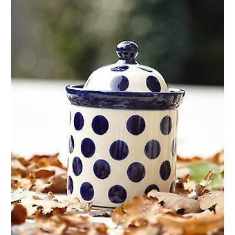 Cookie jar, hoogte 15 cm, volume 600 ml, traditie 28 BSN 10739