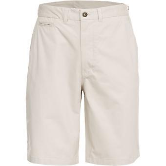 Trespass Mens Firewall Woven Cotton Longer Length Casual Shorts