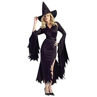 Gothic Witch Wicked Halloween Women Costume