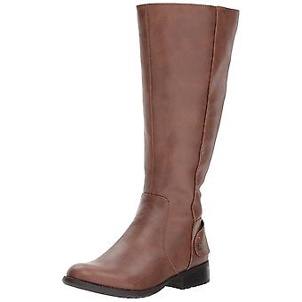 LifeStride Womens XANDY Round Toe Knee High Riding Boots