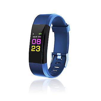 ID115 Plus Activity bracelet with Color Display-dark blue