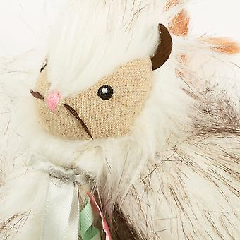 Smartykat Chitter Critter Electronic Squirrel Sound Cat Toy-