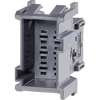 TE Connectivity Socket enclosure - cable J-P-T Total number of pins 6 Contact spacing: 5 mm 1-965641-1 1 pc(s)