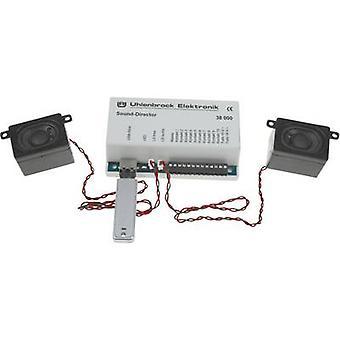 Sound-Director User recordings Prefab component Uhlenbrock 38000