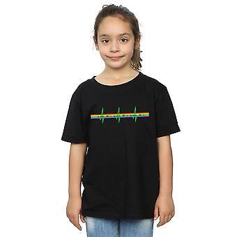 Pink Floyd Girls Prism Heartbeat T-Shirt