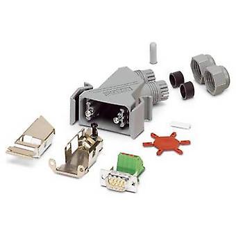 Phoenix Contact VS-09-PROFIBUS-SP D-SUB plug 180 ° Number of pins: 9 Pull spring 1 pc(s)