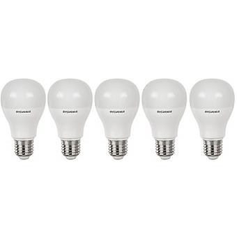 5 x Sylvania ToLEDo A60 E27 V4 9W Homelight LED 810lm [Energy Class A+]
