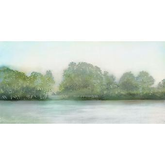 Lakeshore Poster Print by Susan Wilde