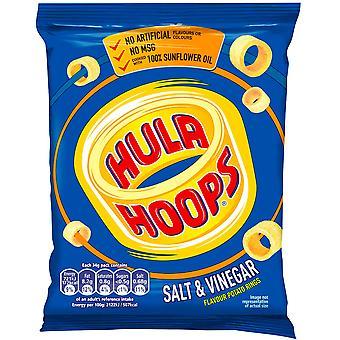KP Hula Hoops Salt & Essig